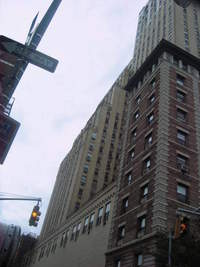 St. George Tower at 111 Hicks Street in Brooklyn Heights