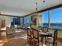 The Residences at The Ritz-Carlton at 10 West Street in Battery Park City