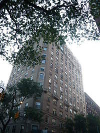 160 Riverside Drive in Upper West Side