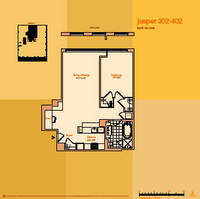 floorplan for 114 East 32nd Street #302