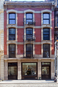 70 Greene Street in Soho