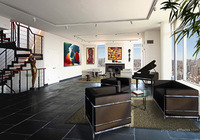 StreetEasy: 1485 5th Ave. 26/27/28C - Condo Apartment Rental at 5th On The Park in Central Harlem, Manhattan