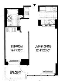 floorplan for 2 Gold Street
