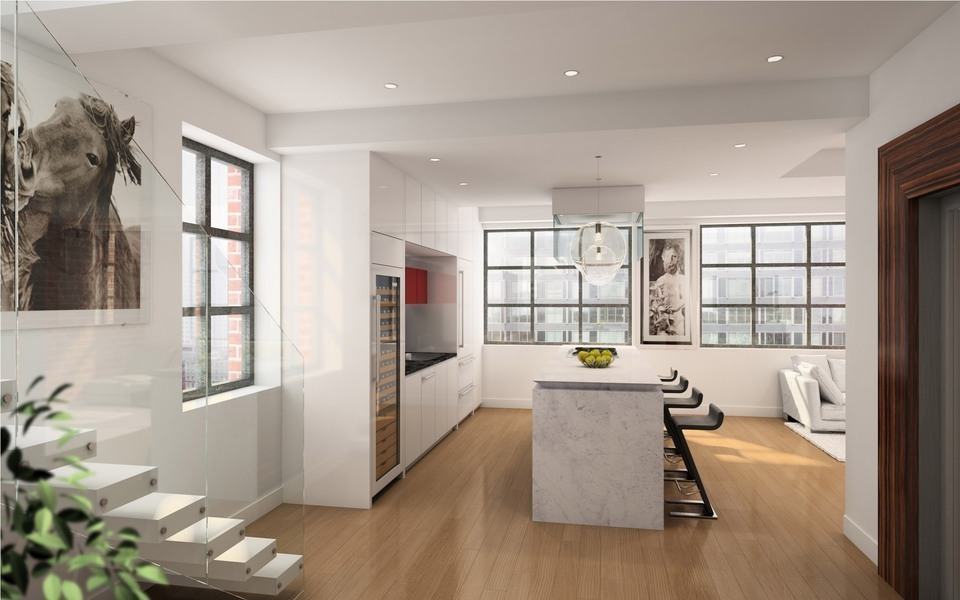 449 Washington Street PENTHOUSE