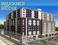 Bruckner by the Bridge at 80 Bruckner Boulevard in Mott Haven