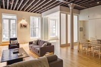 StreetEasy: 142 Duane St. #4B - Co-op Apartment Sale in Tribeca, Manhattan
