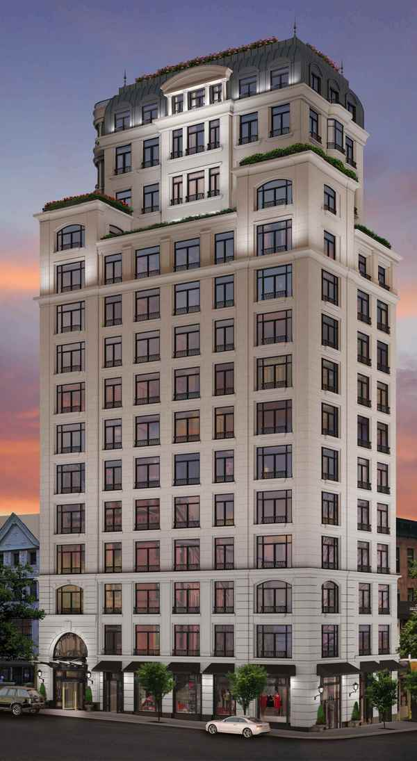 The Touraine at 132 East 65th Street in Lenox Hill
