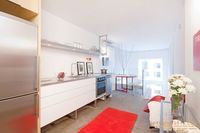 StreetEasy: 542 Saint Marks Ave. #104 - Condo Apartment Rental at Mark Plus in Crown Heights, Brooklyn