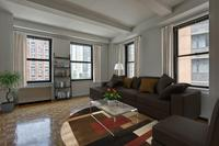 StreetEasy: 75 West St. #3K - Rental Apartment Rental at Post Towers in Financial District, Manhattan