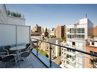 StreetEasy: 425 East 13th St. #PHB - Rental Apartment Rental at The A Building in East Village, Manhattan