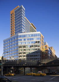 The Caledonia at 450 West 17th Street in West Chelsea