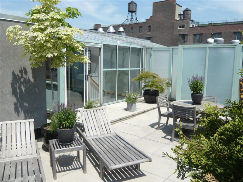 Penthouse with Rooftop in Soho