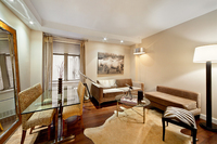 StreetEasy: 100 West 58th St. #4H - Condo Apartment Rental at Windsor Park in Midtown, Manhattan