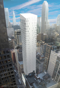 Cassa Hotel and Residences at 70 West 45th Street in Midtown
