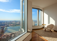 StreetEasy: 8 Spruce St. #3BR - Rental Apartment Rental at New York by Gehry in Fulton/Seaport, Manhattan