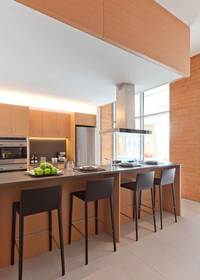 StreetEasy: 8 Spruce St. 3-BEDROOM - Rental Apartment Rental at New York by Gehry in Fulton/Seaport, Manhattan