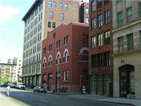 StreetEasy: 60 Collister St. #1A - Condo Apartment Sale at Sixty Collister in Tribeca, Manhattan
