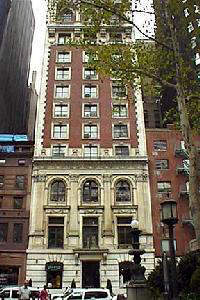 Bryant Park Place at 32 West 40th Street in Midtown South