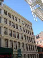 103-105 Greene Street in Soho