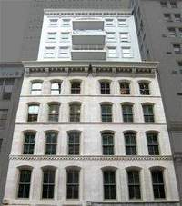 8-10 Warren Street in TriBeCa