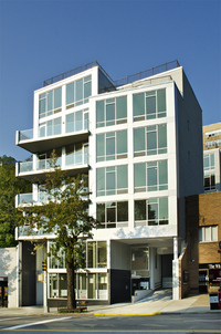 Fieldston Lofts at 3751 Riverdale Avenue in Spuyten Duyvil