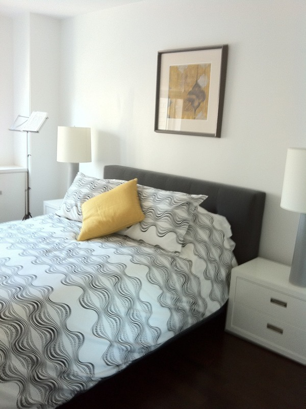 Furnished one bedroom apartment on the UES