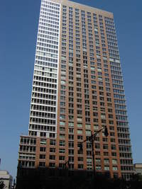 Millennium Tower Residences at 30 West Street in Battery Park City