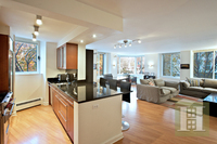 StreetEasy: 311 Greenwich St. #2CD - Condo Apartment Sale at Reade House in Tribeca, Manhattan