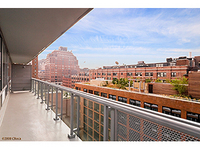 StreetEasy: 450 West 17th St. #1108 - Rental Apartment Rental at The Caledonia in West Chelsea, Manhattan