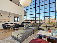 StreetEasy: 456 West 19th St. #PHI - Condo Apartment Rental in West Chelsea, Manhattan
