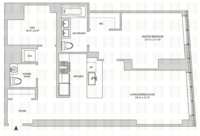 floorplan for 47 North Street #4U