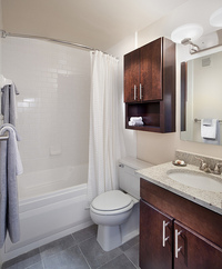 StreetEasy: 160 W 24th St. #16N - Rental Apartment Rental at The Chelsea in Chelsea, Manhattan