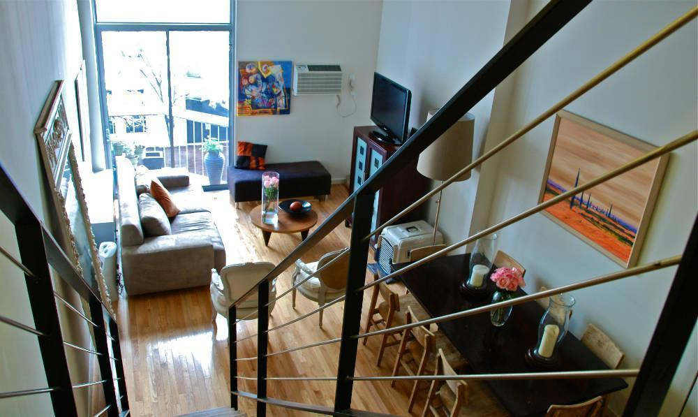 Designer Loft at 184 Thompson Street