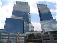 Time Warner Center at 25 Columbus Circle in Lincoln Square