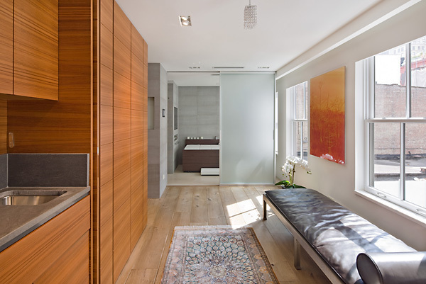 Magnificent Town House In Tribeca