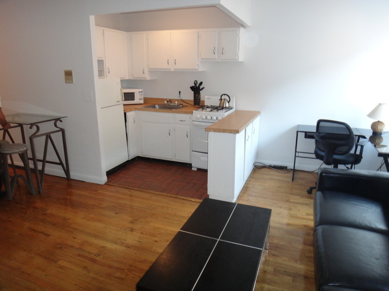 No Fee studio Furnished Apartment