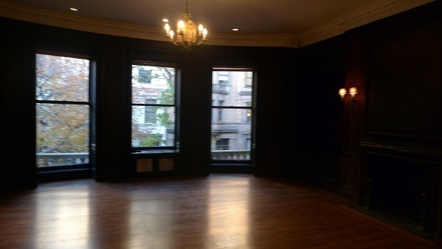 Paris in New York Terrific Townhouse Right off Central Park