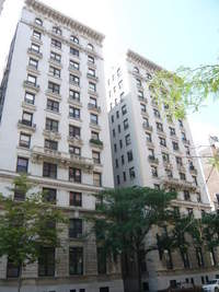 645 West End Avenue in Upper West Side