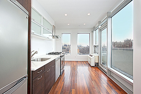 Boutique Loft Condo in Prime Clinton Hill