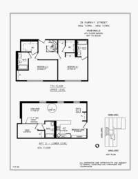 floorplan for 25 Murray Street #6D