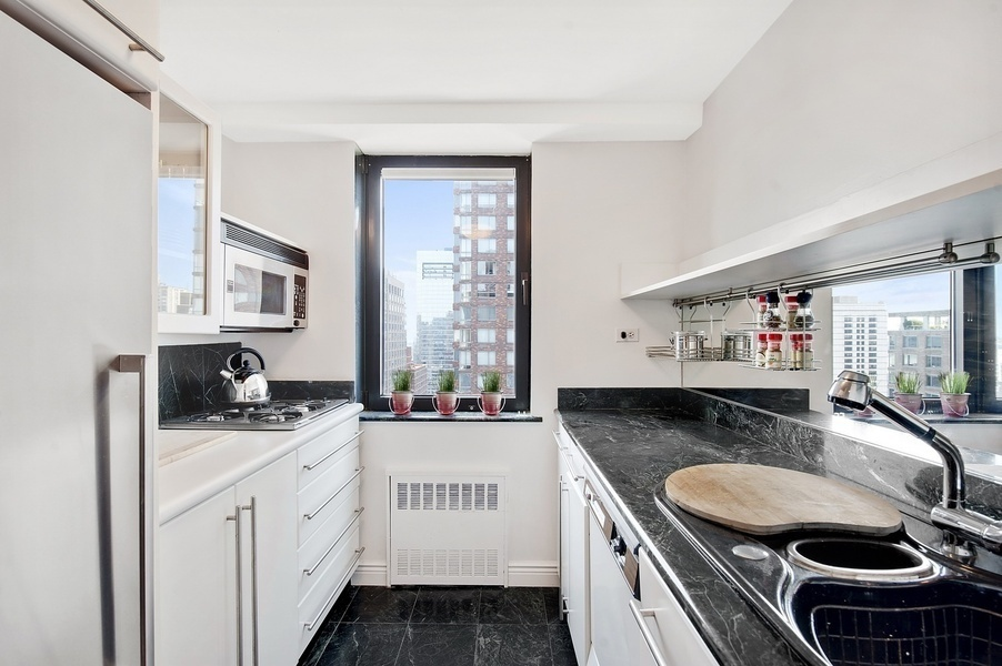 High Floor 1 bedroom with Central Park Views in Lincoln Center