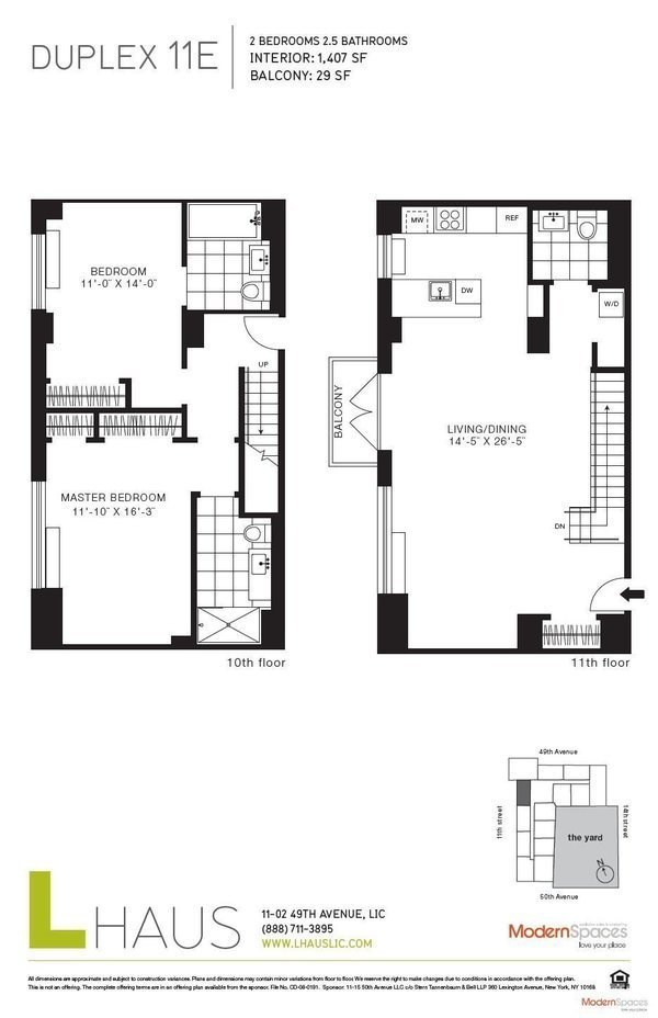 L haus: Unit PH1E - IN CONTRACT