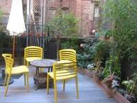 Luxury Townhouse Duplex with Private Deck on Sullivan St