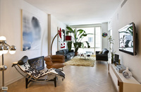 StreetEasy: 330 Spring St. #3C - Condo Apartment Rental at The Urban Glass House in Soho, Manhattan