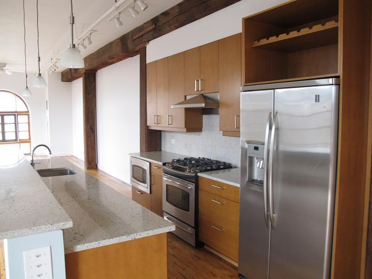 Rarely available 2100 sq.ft loft in the Red Hook Stores (aka the Fairway building)!
