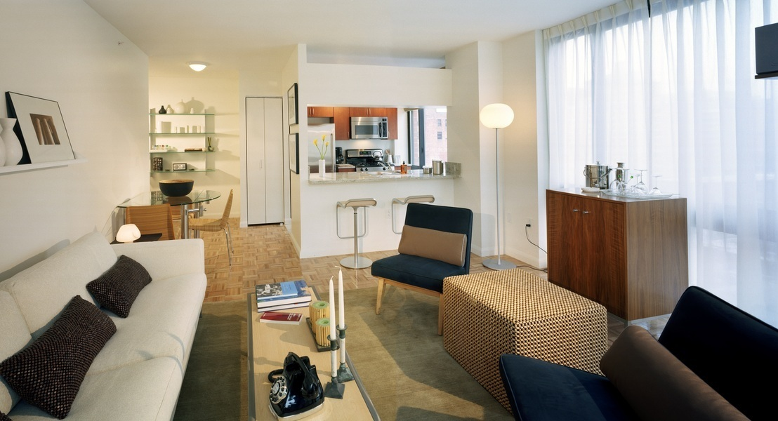 Elegant 1 BR at The Nicole - *OP or FM*