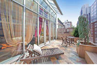 StreetEasy: 53 Murray #PH - Condo Apartment Sale at The Mansions on Murray in Tribeca, Manhattan