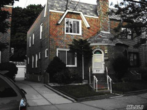Semi detached brick in Forest Hills