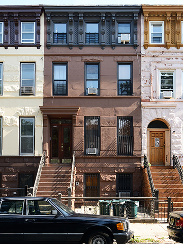 Unlock The Door And Move Into This 4 Story 3 Family Brownstone