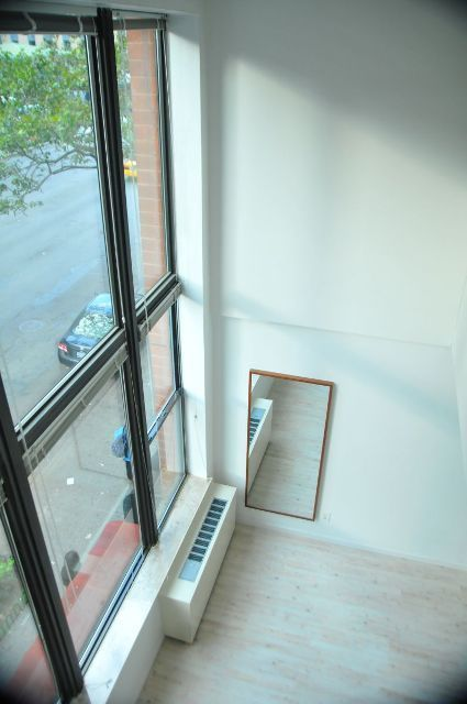 Ultra Sleek Renovated LOFT 1 Bedroom in Cooper Sq